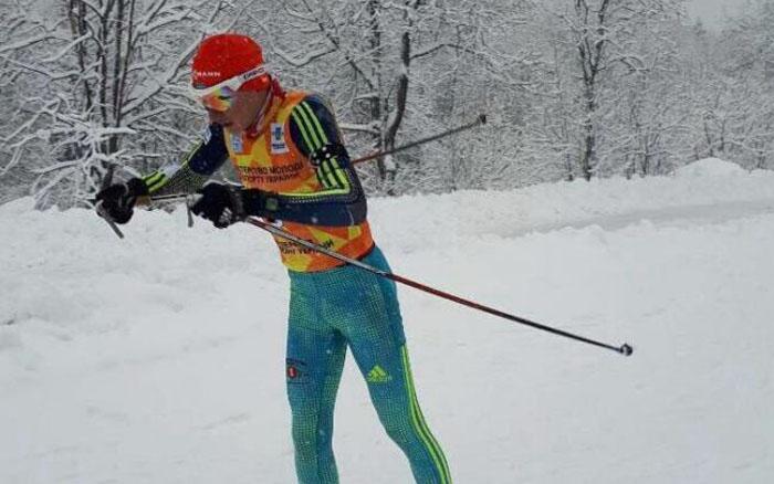 Тернополянин мріє перемогти в Олімпійських іграх