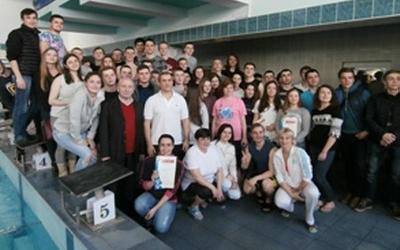 Студенти ТНТУ ім. І.Пулюя — кращі плавці області