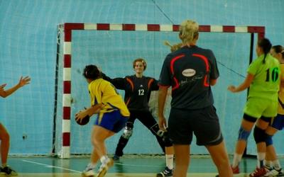 У Тернополі відбуваються Всеукраїнські змагання з гандболу