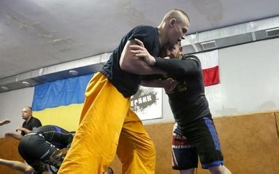 Як фрі-файтери з Польщі ділились досвідом з тернопільськими спортсменами