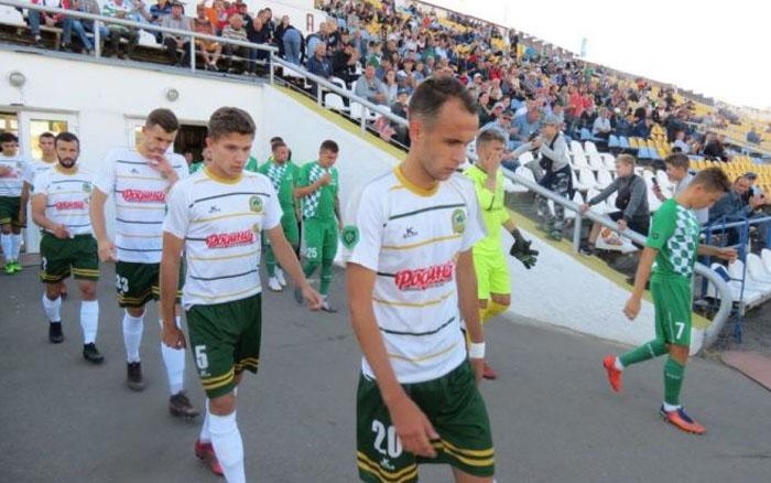 """""""Нива"""" тріумфувала у Вінниці та закріпила лідерство у Другій лізі"""