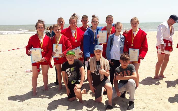Тернопільські самбісти здобули медалі на Чемпіонаті України