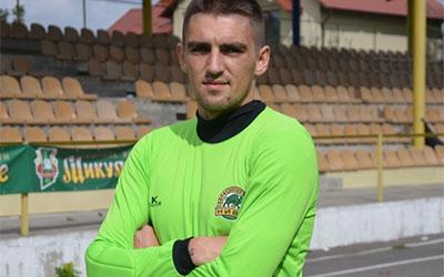 Роман Чопко — гравець тернопільської