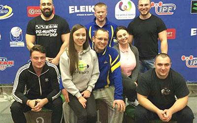 На чемпіонаті України з пауерліфтингу і жиму штанги лежачи тернополяни завоювали двадцять шість медалів!