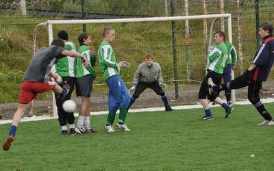 У Тернополі відбудеться чемпіонат з дворового футболу