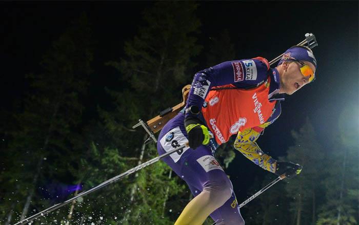 Україна завоювала шосте місце в чоловічій естафеті