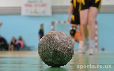 Відбулась першість Теребовлянського району з гандболу серед юнаків та дівчат