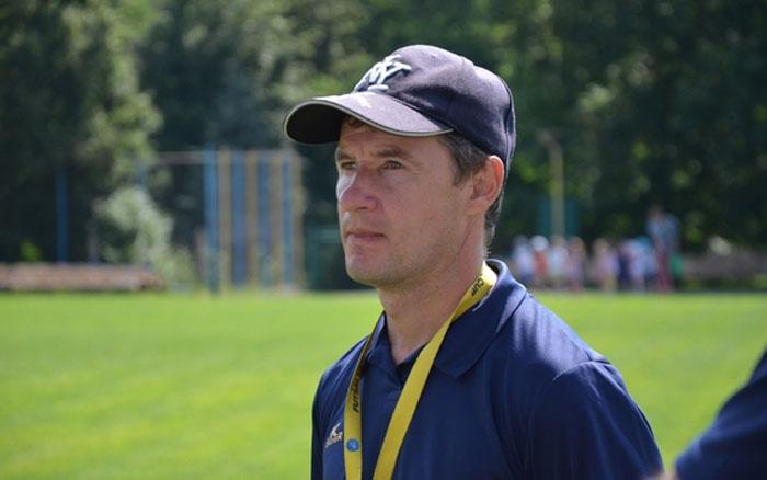Віталій Шумський: Зіграли достойно проти такого сильного суперника(ВІДЕО)