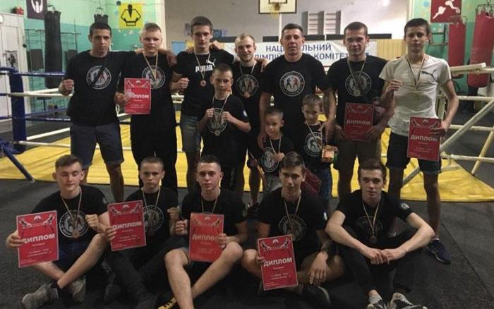 Тернопільські таїландські боксери довели свій професіоналізм у Івано-Франківську