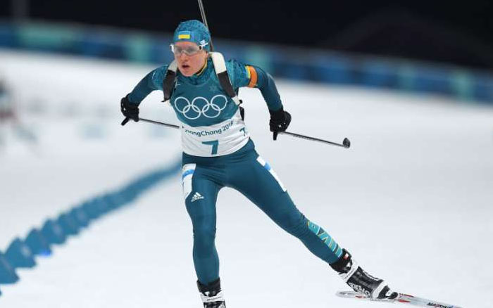 Сьогодні тернополянка проведе заключну гонку з біатлону на Олімпіаді