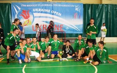 Флорбольний клуб Тернопіль розпочинає змагання у Вищій лізі