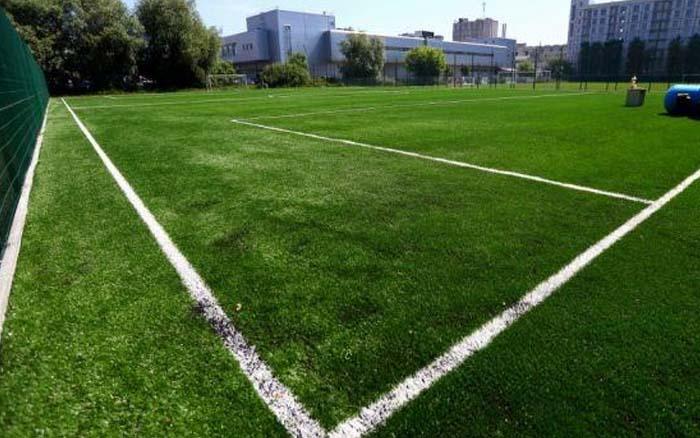 """У парку """"Топільче"""" відкрили сучасний спортивний майданчик"""