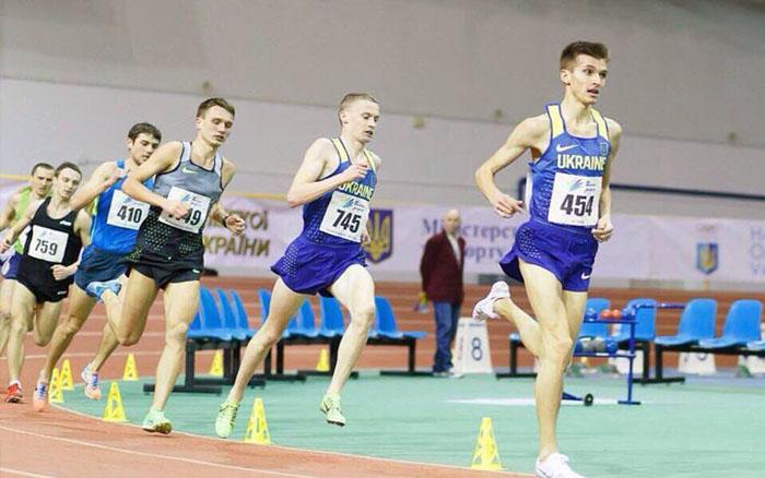 Тернопільські легкоатлети вдало виступили на Кубоку України