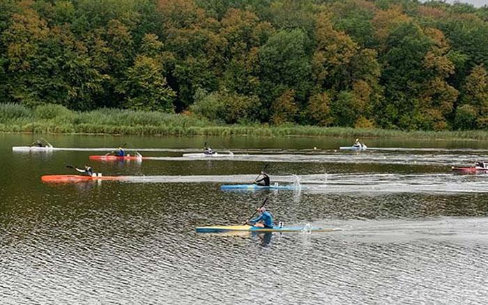 """Тернопільська """"Водна арена"""" прийняла свої перші змагання з веслування"""