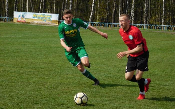 Результати 1-го туру Вищої ліги Тернопільської області з футболу