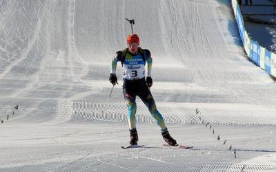 Дмитро Підручний виступить у стартовій гонці кубка Світу з біатлону