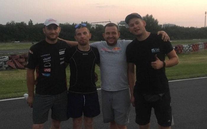 Тернопільські картингісти змагались з кращими спортсменами Європи