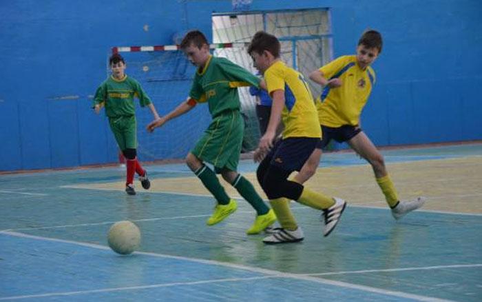 Тернополяни вибороли першість у дитячо-юнацькій футзальній лізі