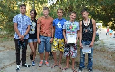 Троє тернополян — у збірній України з вітрильного спорту