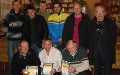 У Бережанах відбувся районний турнір з шашок-64