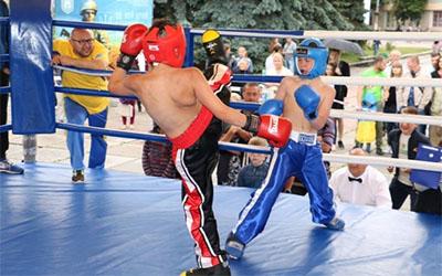 Тернополяни готуються до чемпіонату Європи з кікбоксингу