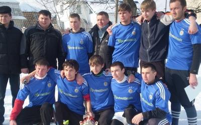 Зимовий турнір з міні-футболу у Монастириській. Переможець відомий (+ ФОТО)