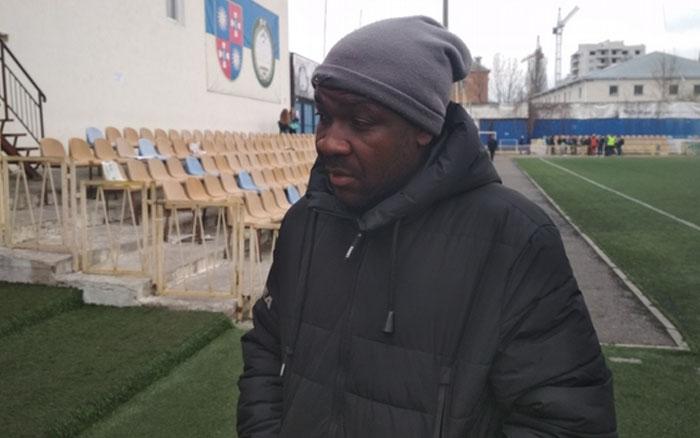 """Нгаха Колінз: """"На перемогу ми не награли, але і поразки не заслужили"""" (ВІДЕО)"""