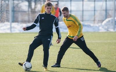 Футболісти тернопільської Ниви не зуміли переграти дублерів Кривбасу