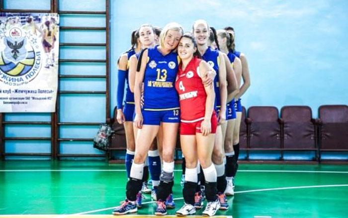 У Тернополі відбувається Всеукраїнський турнір з волейболу
