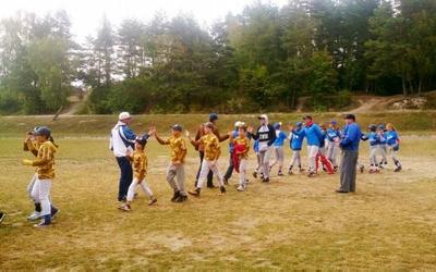 У Кременці відбувся чемпіонат України з бейсболу!
