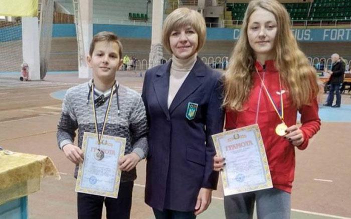 Легкоатлети Тернопілля відзначились у Львові
