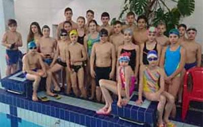 Юні тернопільські плавці відзначились на міжнародному турнірі в Одесі