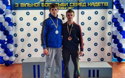 Тернополяни стали призерами чемпіонату України з вільної боротьби