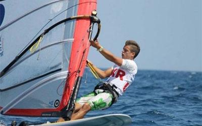 Олександр Тугарєв виграв Кубок України з вітрильного спорту