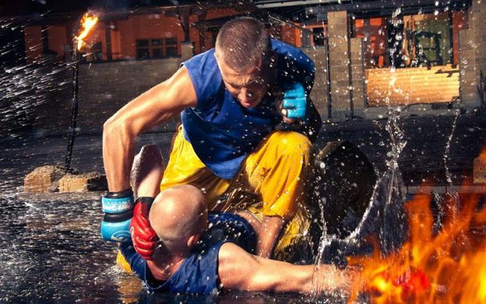 Фрі-файтери зі всієї України цими вихідними боротимуться у Тернополі за престижний титул