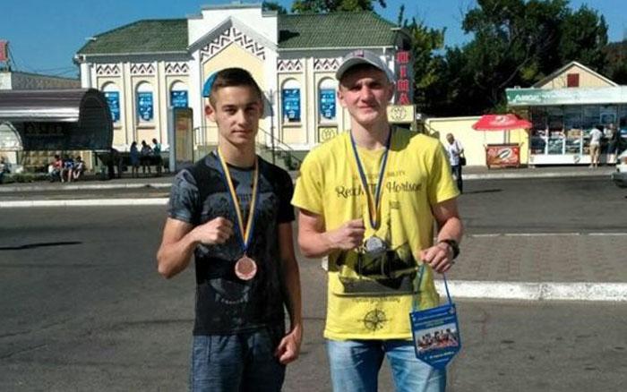 На Чемпіонаті України тернопільські боксери здобули дві нагороди