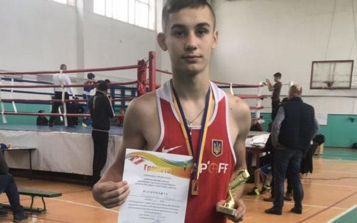 На VII Міжнародному турнірі з боксу кращим став тернопільський студент
