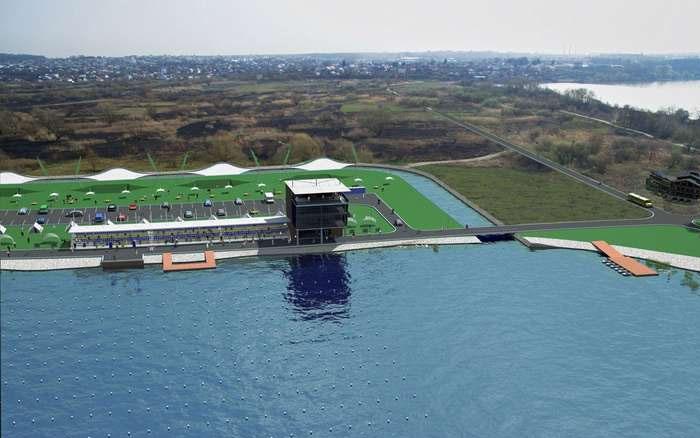 """На """"Водній арені Тернопіль"""" проведуть відкриті змагання з веслування на байдарках"""