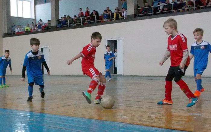 21 команда заявилася на дитячу футзальну лігу Тернопільщини в наймолодшій віковій групі
