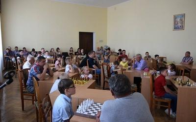 У Чорткові відбувся Сімейний шаховий турнір та чемпіонат міста серед дітей