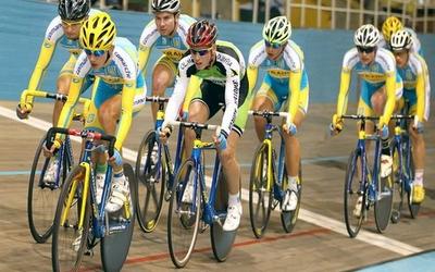 Тернопільські велосипедисти показують хороші результати на Кубку Світу