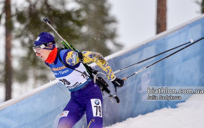 Сьогодні Олена Підгрушна  проведе спринт на Чемпіонаті світу