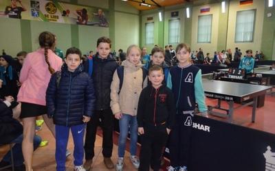 Тенісисти-новачки зі Збаража заявили про себе на міжнародному турнірі