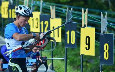 Тернополяни здобули медалі у перший день чемпіонату України з біатлону