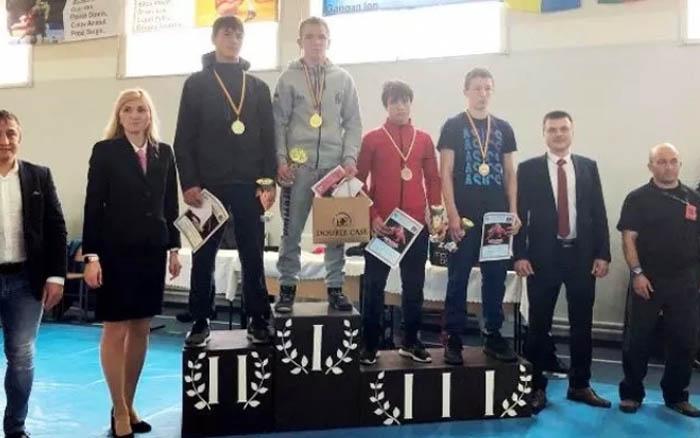 Студент педуніверситету переміг у Міжнародному турнірі з вільної боротьби