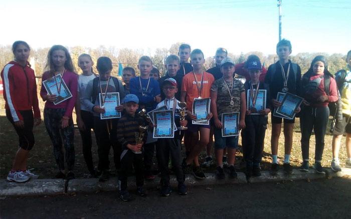 В Підгороднє приймала відкриту особисту першість ДЮСШ із зимових видів спорту з літнього біатлону