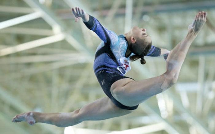 """Анастасія Бачинська виборола """"золото"""" на етапі Кубка світу зі спортивної гімнастики"""
