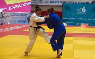 Тернополянка стала срібною призеркою літніх Дефлімпійських ігор