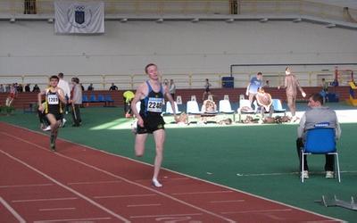 Тернополянин Іван Стребков встановив особистий рекорд на чемпіонаті Європи