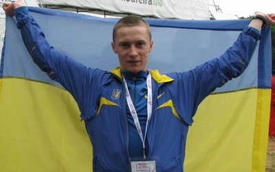 Тернополянин Іван Стребков став срібним призером чемпіонату України
